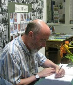Quaker Studies scholar Douglas Gwyn