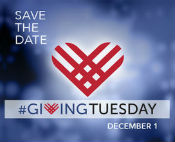 #Giving Tuesday 12-01-15