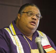 Rev. Pastor J.R. Norwood