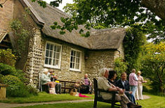 Pales Quaker Meeting House, Radnorshire, Wales