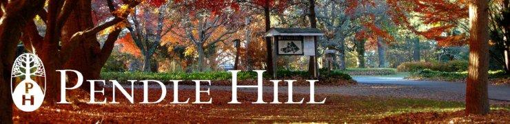 Pendle Hill eNews banner (NOV)