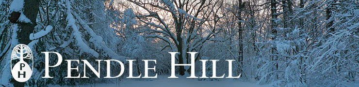 Pendle Hill eNews banner (JAN)