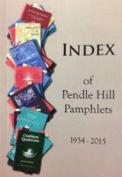 Index of Pendle Hill Pamphlets 1934-2015